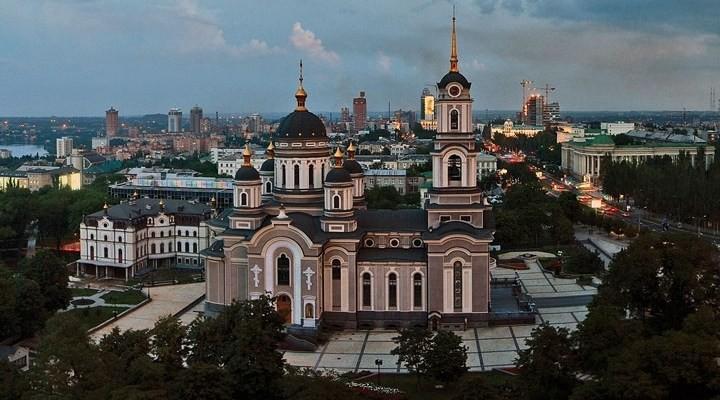 Bir Ülke Rusya'ya katılıyor