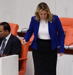 AKP'li vekile üslup dersi verdi