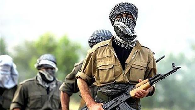 PKK 3 araçı ateşe veri, 6 kişi kaçırdı