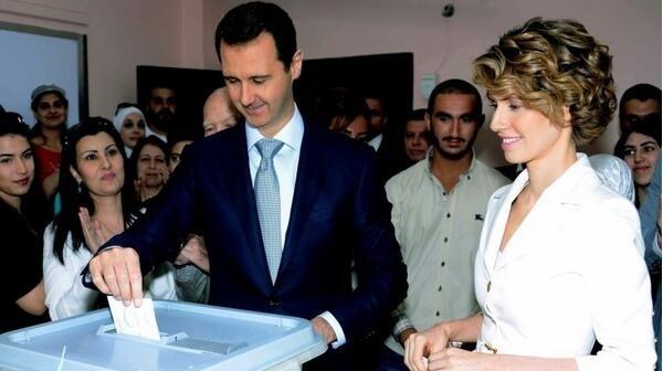 İşte Suriye seçiminin kazananı!