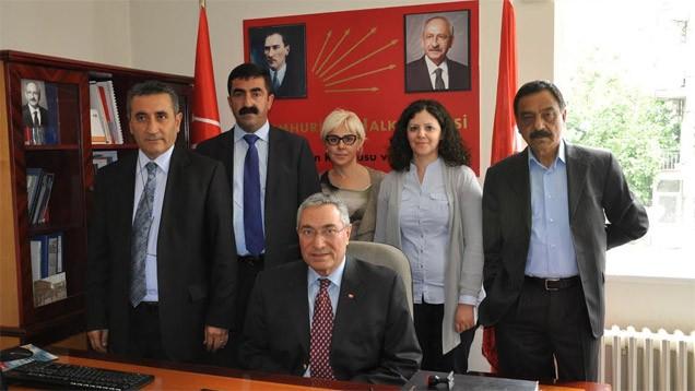 İşte CHP Ankara'nın yeni başkanı