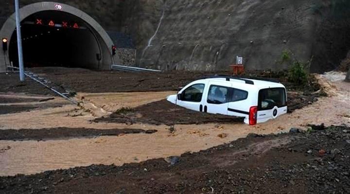 AKP'nin Tünel Sahil Yolu