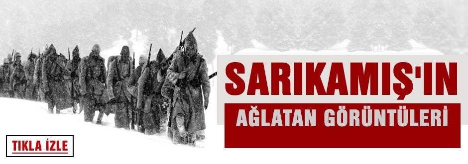 Sarıkamış Şehitleri Türkülerle' anıldı!