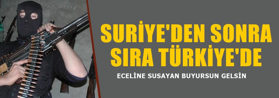 Sıra Türkiye'de