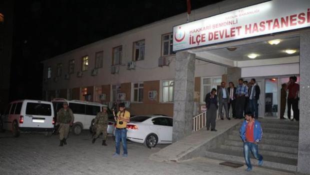Hakkari'de kaza: 3 şehit 8 yaralı