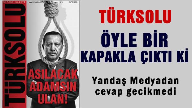 Türksolu ve Yandaş basının Basın Özgürlüğü kavgası
