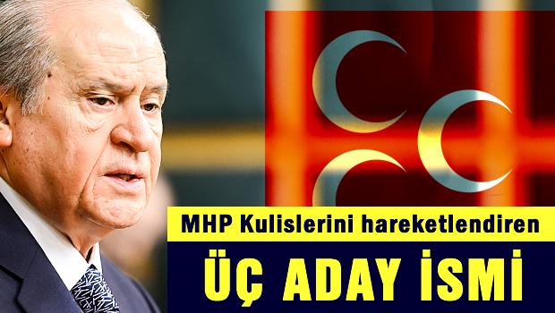 MHP kulislerinde Köşk için konuşulan 3 isim!
