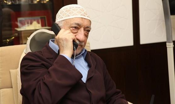Gülen ile konuşan 'abi' hesaba çekildi