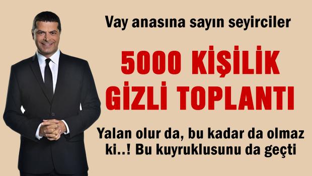 Cüneyt Özdemir  Vay anasına sayın seyirciler