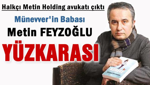 Süreyya Karabulut'tan Metin Feyzioğlu açıklaması