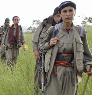 PKK'lılar Şırnak'ta 9 işçiyi kaçırdı