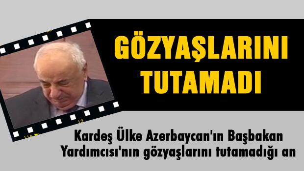 Azerbaycan'da Soma gözyaşları