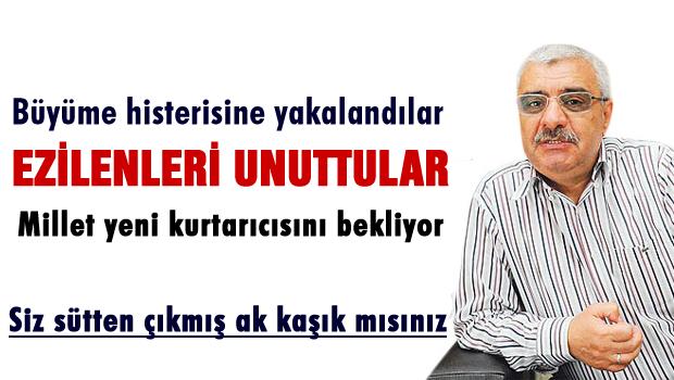 Ali Bulaç, AKP ve Erdoğan'ın Dönüşümünü Yazdı!