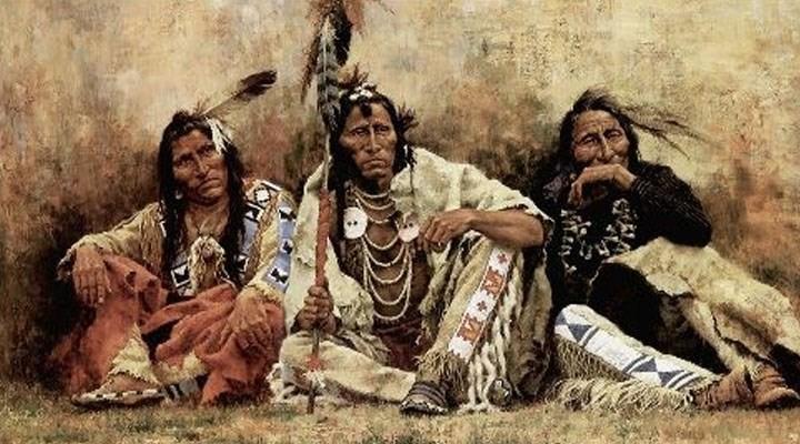 Soyumuzda Kızılderililik var mı?