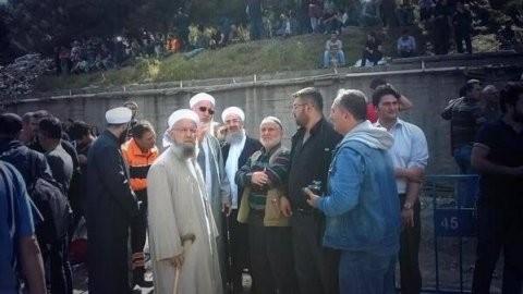 AKP'nin 'anti-isyan' timi Soma'da görevde