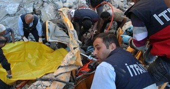 Maden kazasında 5 kişi gözaltına alındı