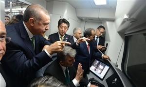 Marmaray artık Tayyip Erdoğan'ın malı