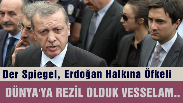 Der Spiegel o tepkilere Türkçe yanıt verdi