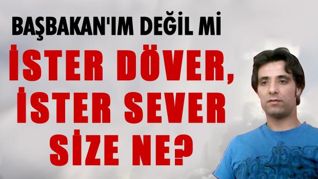 Erdoğan'dan dayak yiyen işçi: Katakulliye geldim