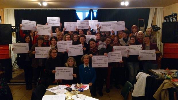 Almanya'da 'Erdoğan protestosu' çağrısı