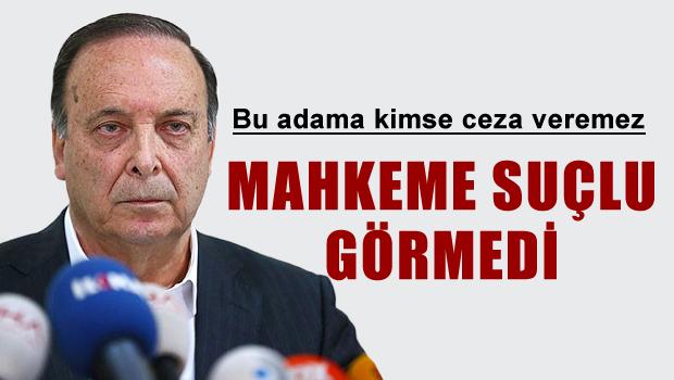 Alp Gürkan'ı mahkeme suçlu görmedi