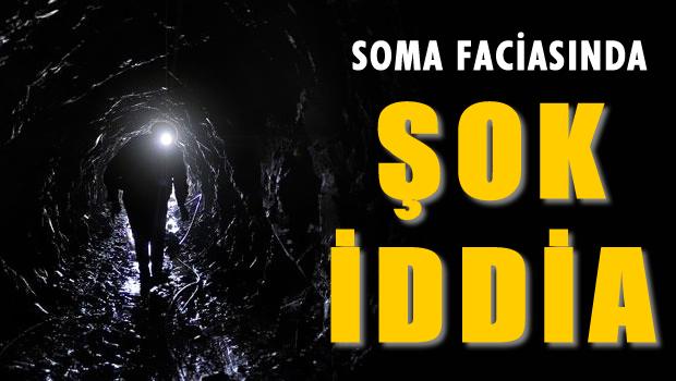 Soma için dehşete düşüren iddia