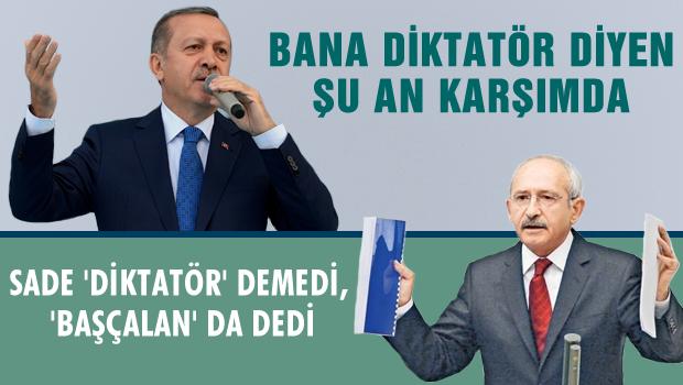 İki Liderin genel kurula damga vuran sözleri