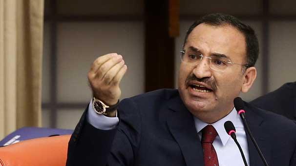 Hükümet Sözcüsü Bozdağ: Kılıçdaroğlu tutuklanamaz