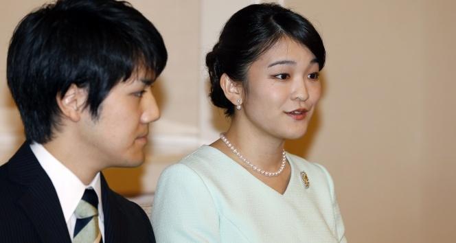 Japonya Prensesi aşkı için tahtından vazgeçti