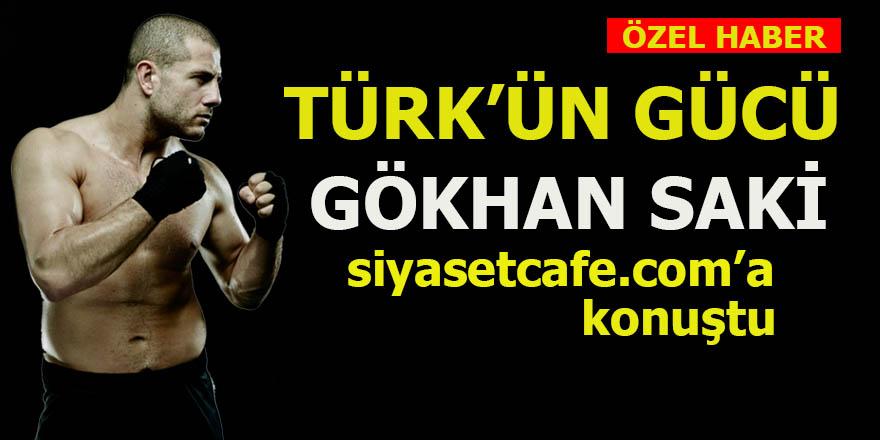 Dünya Şampiyonu Gökhan Saki İstanbul'da