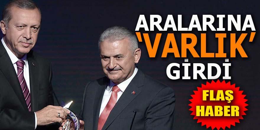 """Erdoğan ve Yıldırım'ın """"Varlık"""" kavgası"""