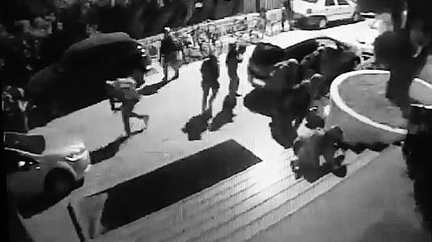 Darbe gecesi Erdoğan'ı koruyan polisler FETÖ'den tutuklandı