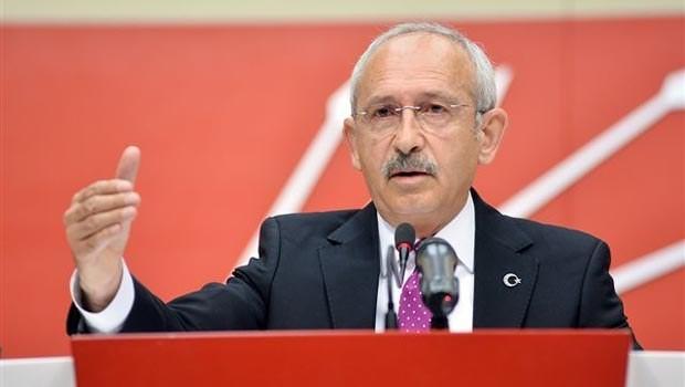 Kılıçdaroğlu: Eli silahlı, yüzü maskeli kişiler kim?