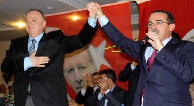AKP'de o isim adaylıktan çekildi