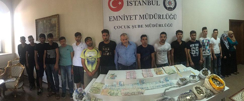 Türkiye bunu da gördü: KİRALIK SURİYELİ ÇOCUKLAR