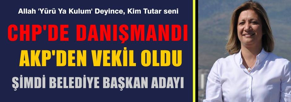 AKP İzmir Konak'a sürpriz aday