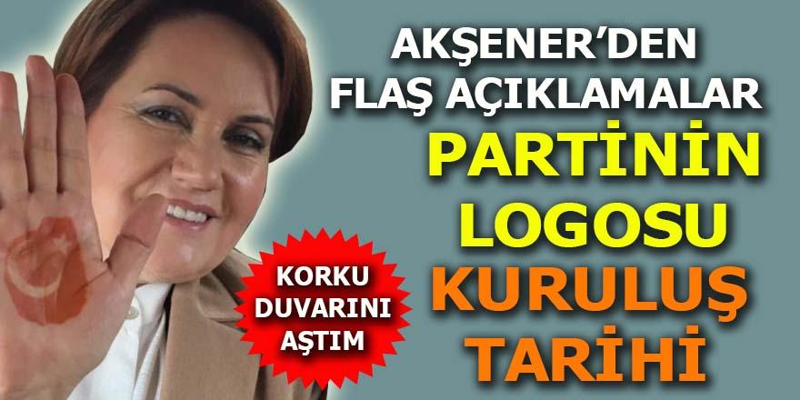 Meral Akşener'den flaş açıklamalar
