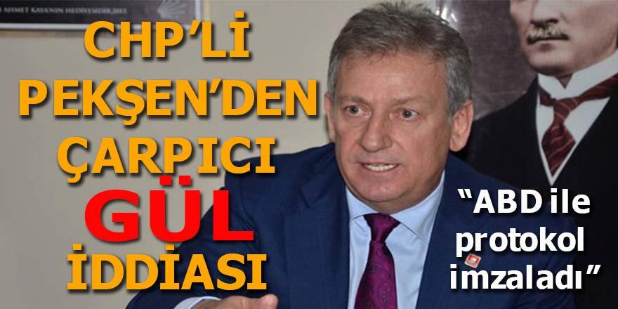 CHP'li Haluk Pekşen'den çarpıcı Abdullah Gül iddiası