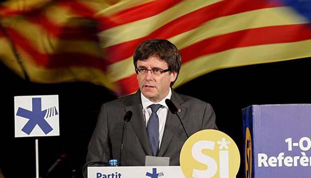 Avrupa'da Katalonya depremi: Bağımsızlığımızı ilan ediyoruz