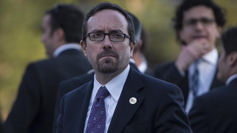 MHP'li Vekil'den ABD Büyükelçisi  ile ilgili flaş iddia