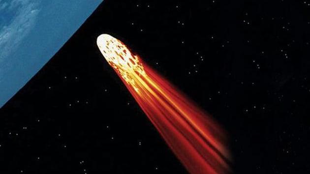 Asteroid Bugün Dünya'ya 42 Bin Kilometre Mesafeden Geçecek