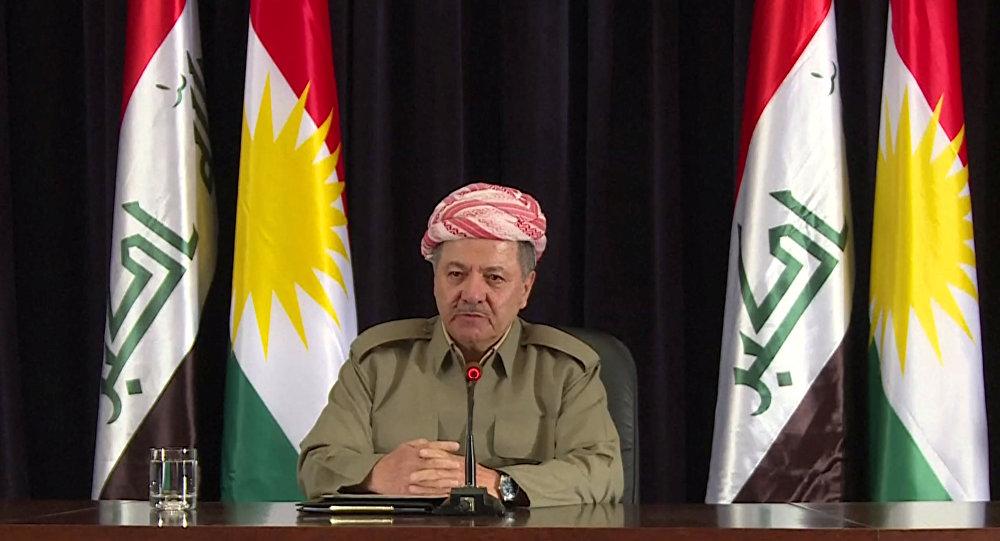 Barzani'den Küstah Tehdit