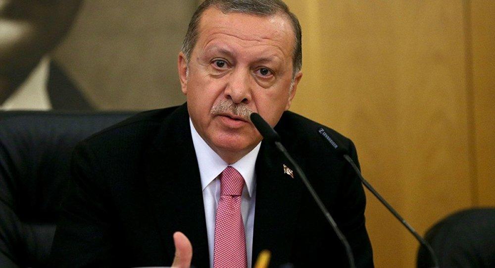 """Erdoğan: """"İstifa etmezlerse bedeli ağır olur"""""""