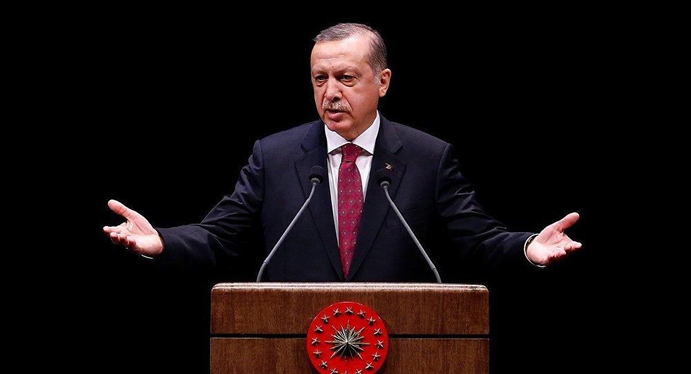 """Erdoğan: """"Ölüm fermanımı verdiler"""""""
