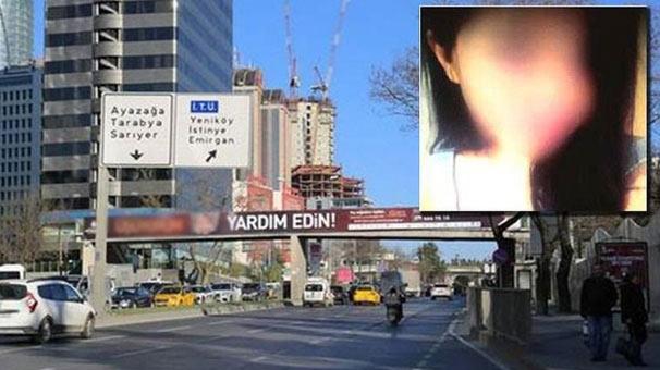 İstanbul'un Göbeğinde Kan Donduran Tecavüz