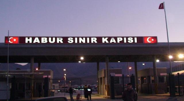 Ankara Harekete Geçiyor: Habur Barzani'den Alınıyor