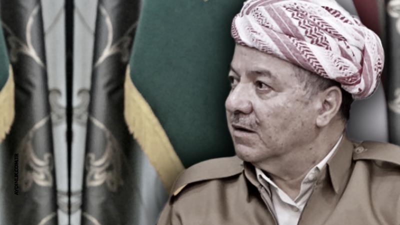 Barzani'ye Şok: Onlar da Gözden Çıkardı