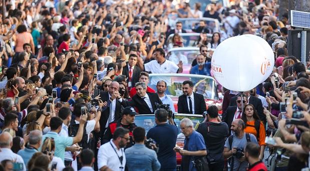 Necati Şaşmaz Antalya'yı yıktı geçti