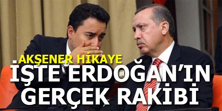 İşte Erdoğan'ın gerçek rakibi