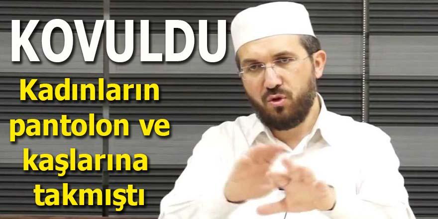 Ali İhsan Şenocak Diyanet'ten kovuldu